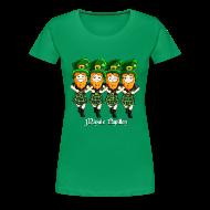 Tee shirts ~ Tee shirt Premium Femme ~ Mini-Kriss - Irlandais - femme MP