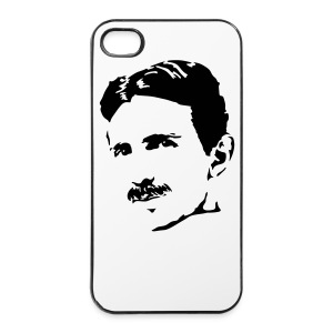 Nikola Tesla - iPhone 4/4s Hard Case