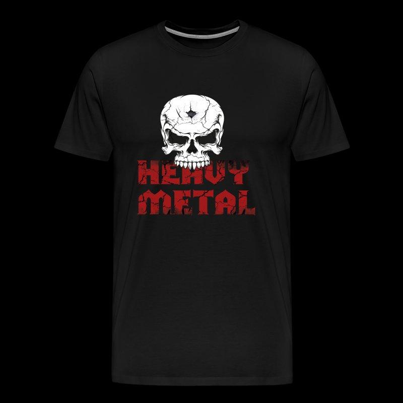 HEAVY METAL - Männer Premium T-Shirt