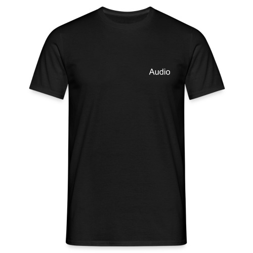 Audio 1 - Men's T-Shirt