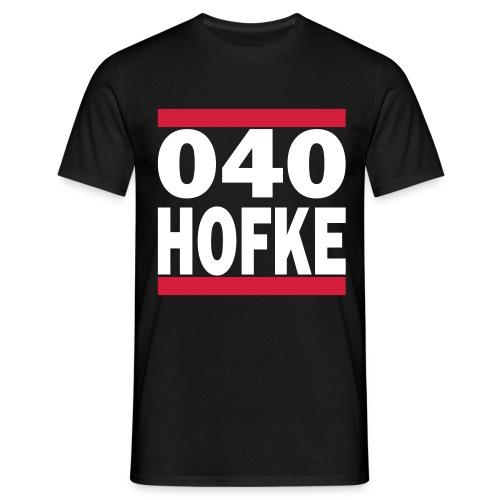 Hofke - 040 - Mannen T-shirt