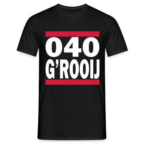 Gijzenrooij - 040 - Mannen T-shirt