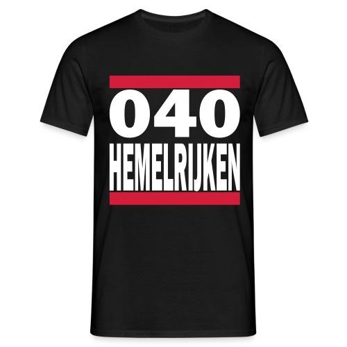 Hemelrijken - 040 - Mannen T-shirt