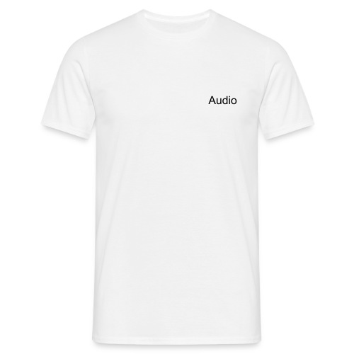 Audio 2 - Men's T-Shirt