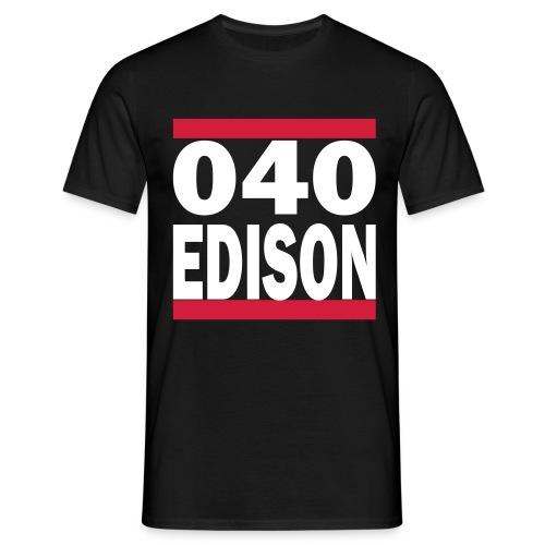 Edison - 040 - Mannen T-shirt