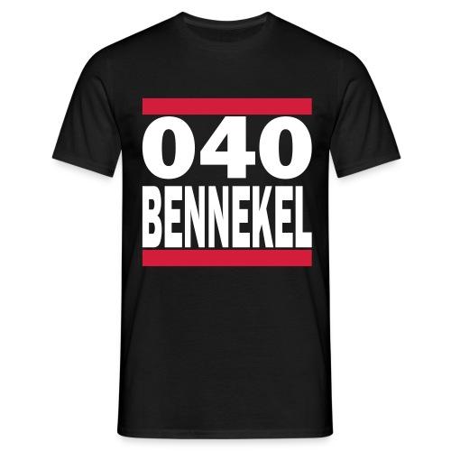 Bennekel - 040 - Mannen T-shirt