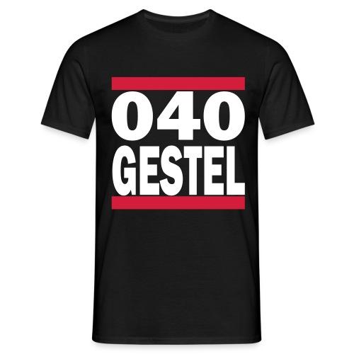 Gestel - 040 - Mannen T-shirt