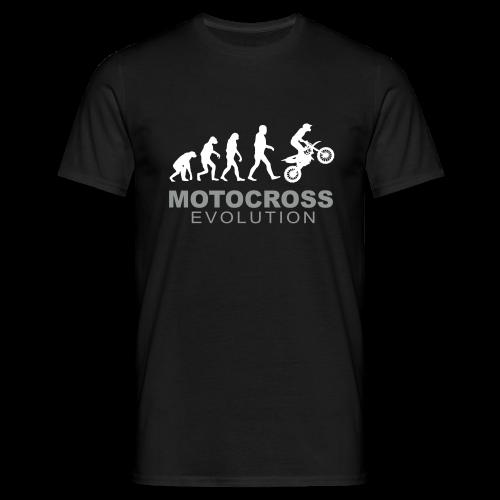 Motocross Evolution - T-shirt Homme