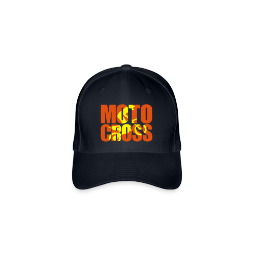 Moto Cross Shadow 2 - Casquette Flexfit