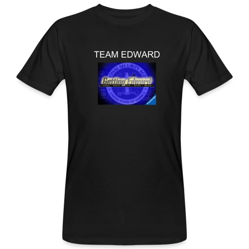 Herren T-Shirt Getting Edward - Team Edward - Männer Bio-T-Shirt