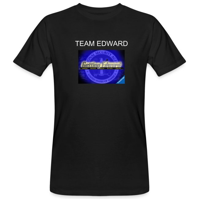 "Herren T-Shirt ""Getting Edward - Team Edward"""