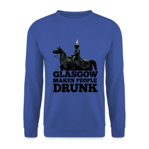 Drunk - Men's Sweatshirt