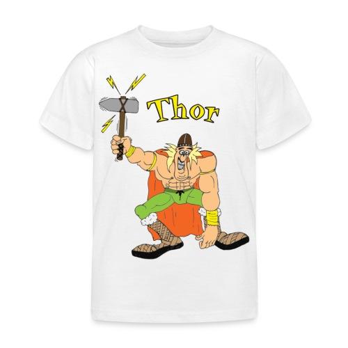 Thor Shirt - Kinder T-Shirt