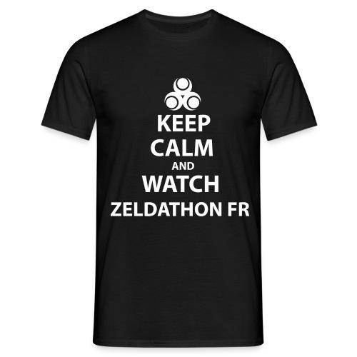 Keep Calm - H - T-shirt Homme