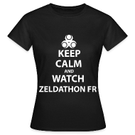 Tee shirts ~ Tee shirt Femme ~ Keep Calm - F