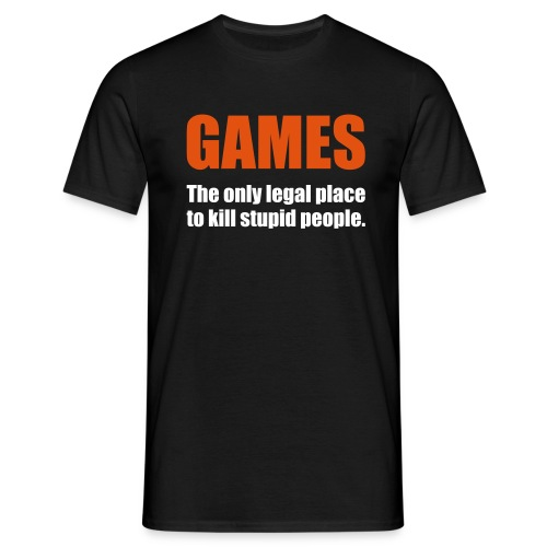 Games people - Men's T-Shirt