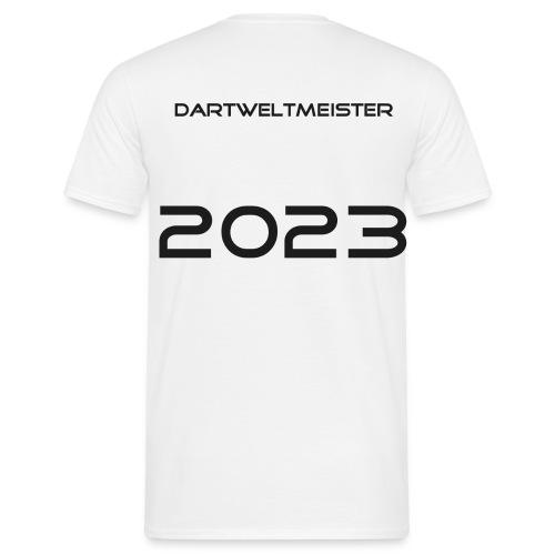 Basis-Shirt WM 2023 Alt2 - Männer T-Shirt