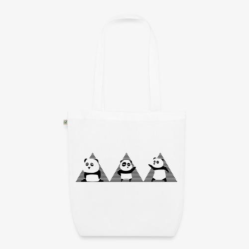 Pandas United | Bio - Bio-Stoffbeutel