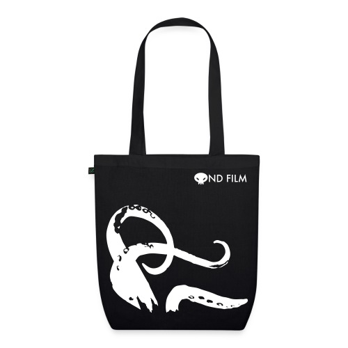 Tote tentacles and logo - EarthPositive Tote Bag