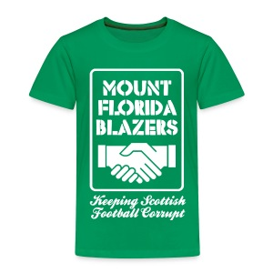 Mount Florida Blazers - Kids' Premium T-Shirt