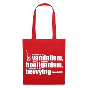 No Bevvying - Tote Bag