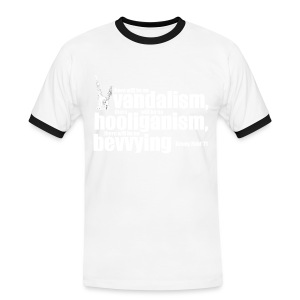 No Bevvying - Men's Ringer Shirt