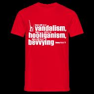 T-Shirts ~ Men's T-Shirt ~ No Bevvying