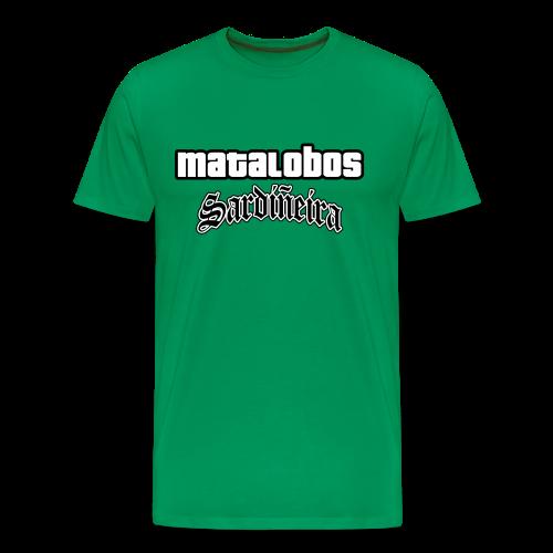 Matalobos 3 - Camiseta premium hombre