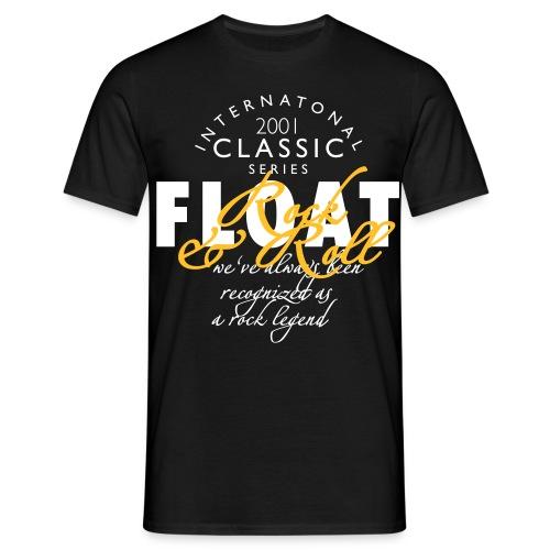 Float Shirt Big Front - Rock Legend - Männer T-Shirt
