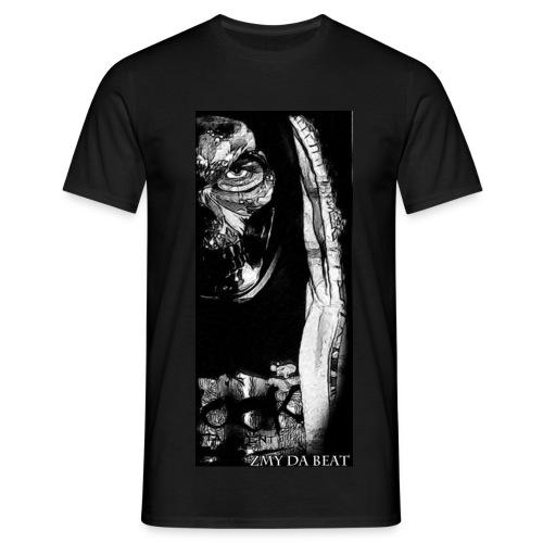 ZMY DaBeat T- Shirt / Maske - Männer T-Shirt