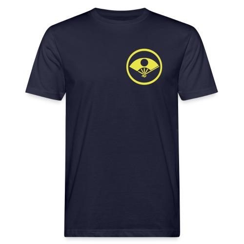 Fächer Mon - Männer Bio-T-Shirt