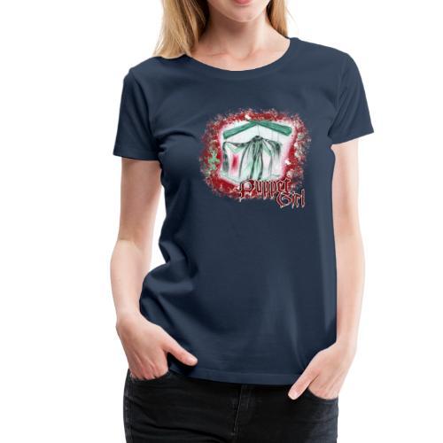 puppet girl - Frauen Premium T-Shirt