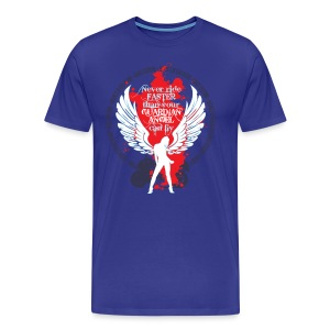 Kabes Guardian Angel T-Shirt - Men's Premium T-Shirt