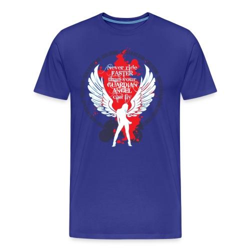 Kabes Guardian Angel T-Shirt - Men's Premium T-Shirt
