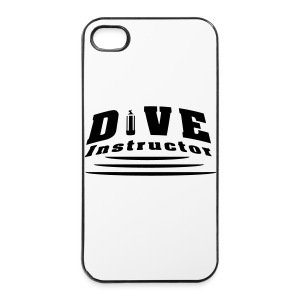 Dive Instructor - iPhone 4/4s Hard Case