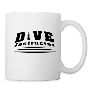 Dive Instructor - Tasse