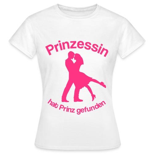 Prinzessin T-Shirt - Frauen T-Shirt