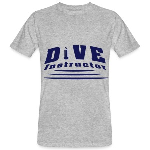 Dive Instructor - Männer Bio-T-Shirt