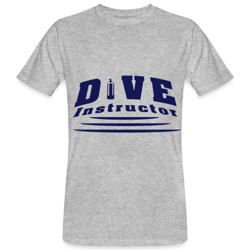Dive Instructor - Männer Bio-T-Shirt