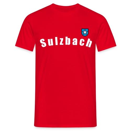 Sulzbach T-Shirt - Männer T-Shirt