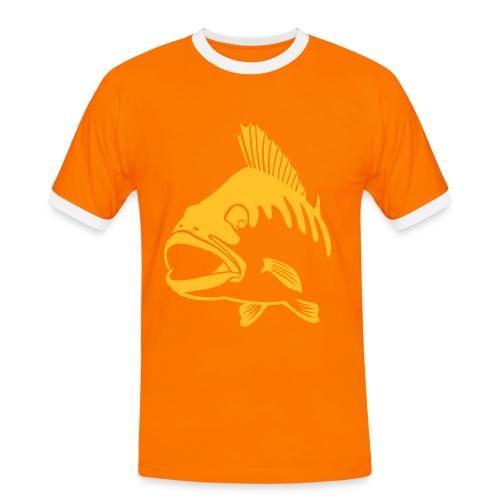 BASS - Männer Kontrast-T-Shirt