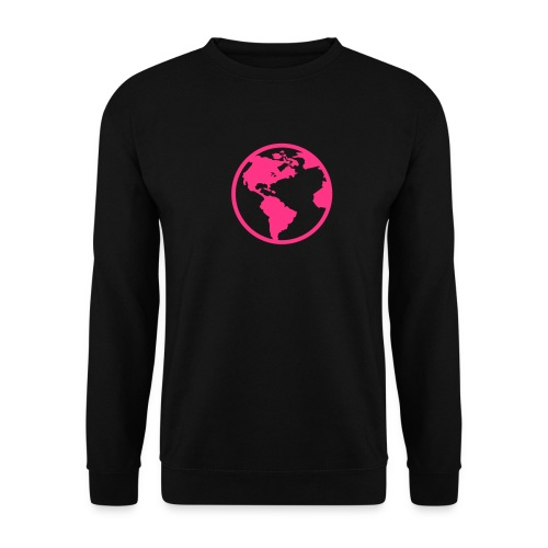 world in my hands - Men's Sweatshirt