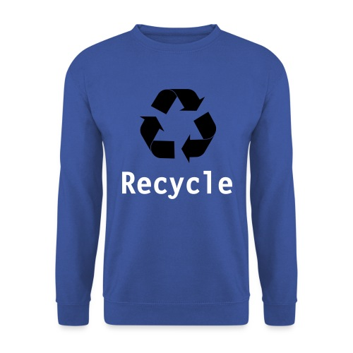 Recycle - Men's Sweatshirt