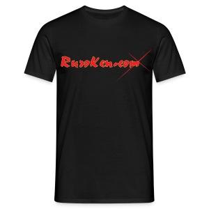 RuroKen Logo Shirt [Male] - Men's T-Shirt