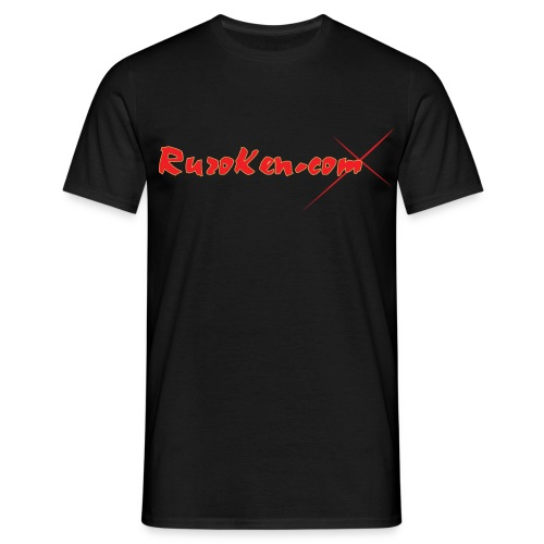 RuroKen Logo Shirt [Male] - Men's T-Shirt