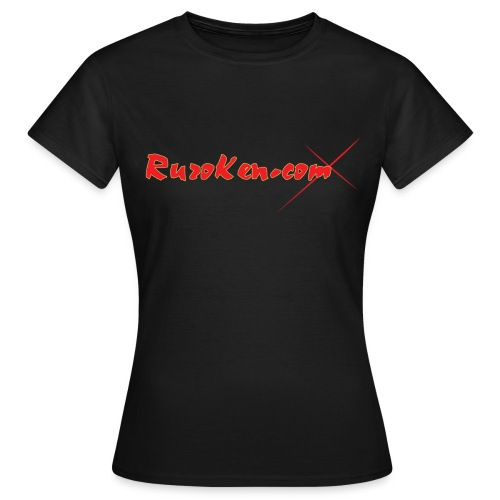 RuroKen Logo Shirt [Female] - Women's T-Shirt