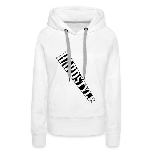 The DarkNoizer Is Back Again - Damessweater Met Capuchon - Vrouwen Premium hoodie