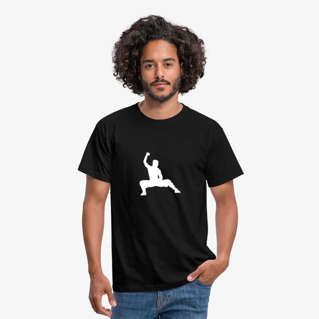 """Men's """"Martial Arts #8"""" T-Shirt"""