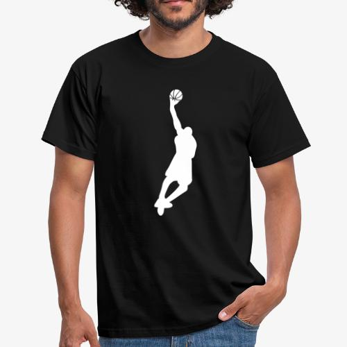 Men's Basketball #10 T-Shirt - Men's T-Shirt
