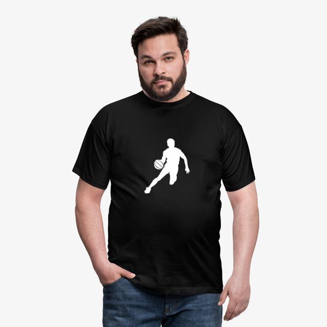 """Men's """"Basketball #6"""" T-Shirt"""